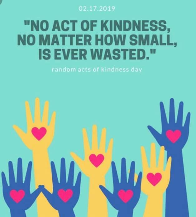 Random Acts of Kindness 2019